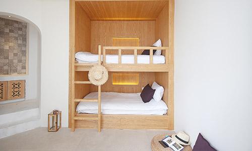 Bunk Bed Room